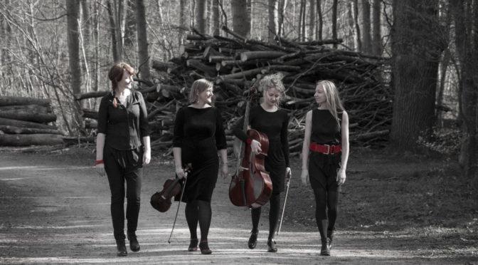 Anne sætter musik til oldefars krigsoplevelser