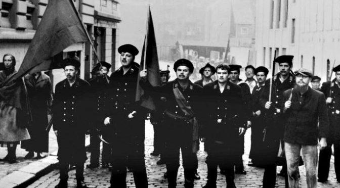 18. November 1918. 1. Akt af revolutionen og altyskerne.