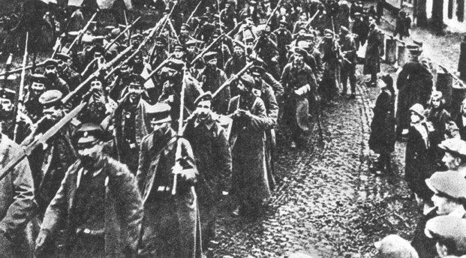 13. november 1918. Andreas Kaad passerer Rhinen