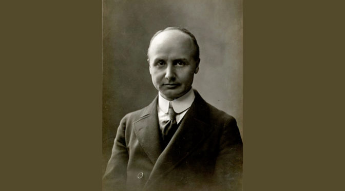 3. januar 1919. Telegram fra gesandten i Paris til udenrigsministeren
