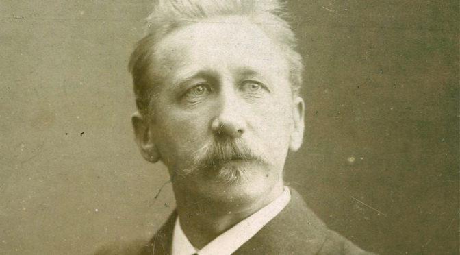 De danske sønderjyders førstemand: H.P. Hanssen 1862-1914
