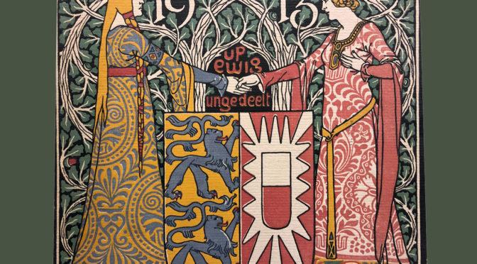"""20. februar 1919. """"Up ewig ungedeelt!"""" Skarp protest mod dansk krav på Nordslesvig"""