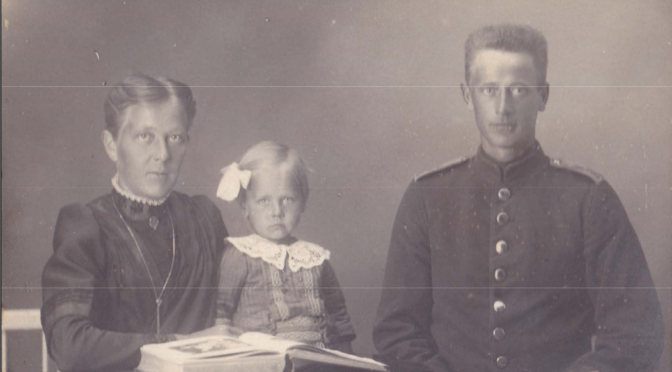 8. januar 1919. Desertøren Jens Heise dukker op på sin mors fødselsdag!