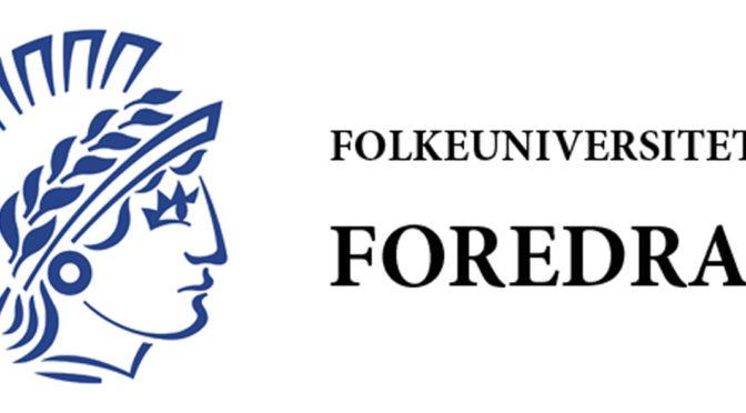 Forelæsningsrække i Sønderborg om afslutningen på Første Verdenskrig