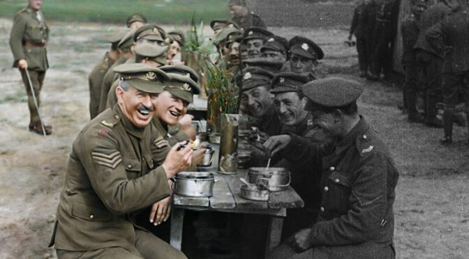 "Anmeldelse: Peter Jackson: ""They shall not grow old"""