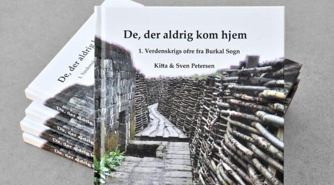 Ny bog om Burkal Sogns faldne