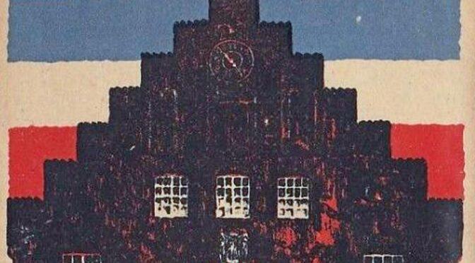 11. marts 1919. Det tyske udvalg kræver afstemning i hele Slesvig under ét