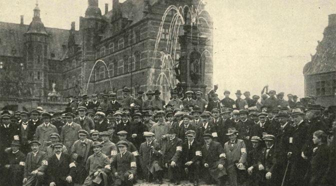 17. marts 1919 – Sønderjydernes udflugt til Hillerød