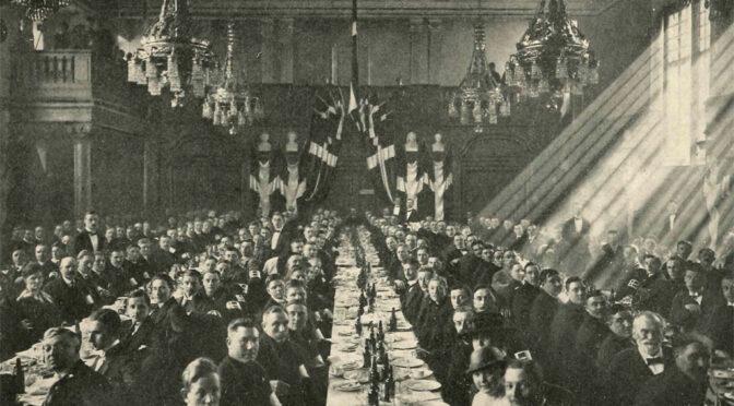 19. marts 1919 – Det andet hold sønderjyders ophold i København
