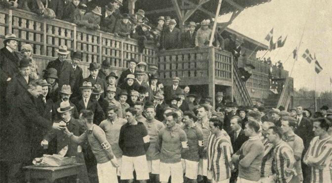 23. marts 1919 – Sønderjysk Fodboldkamp