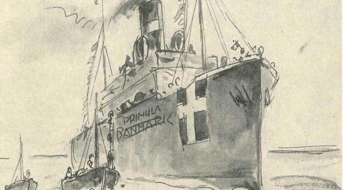 15. Marts 1919 – De første sønderjyske krigsfanger ankommer til København