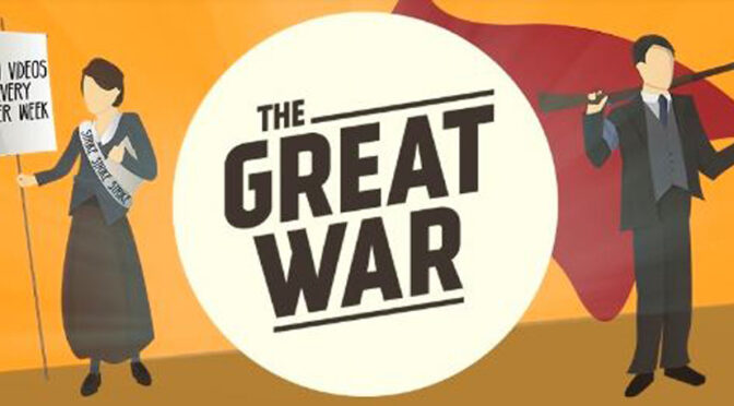 The Great War: Krise hos de allierede: Italien forlader Versailleskonferencen