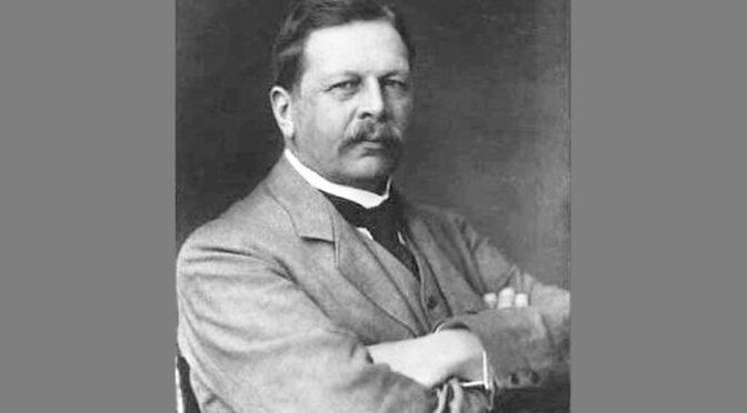 29. april 1919. Det sønderjydske udvalg nedsættes