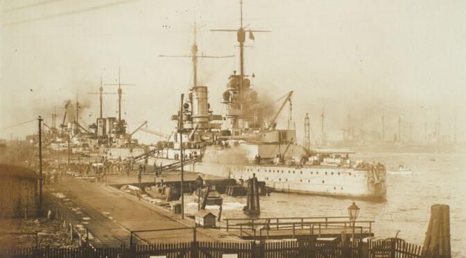 21. juni 1919 – Sænkningen af den tyske flåde