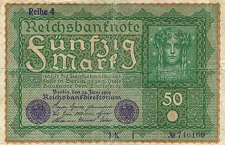14. maj 1920. Valutareguleringsråd i 1. zone