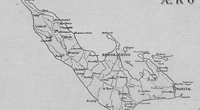 30. juli 1919. Tyske tyvetogter på Ærø