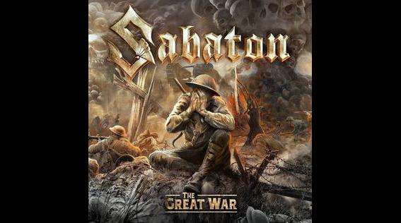 Sabatons nye album med sange om Første Verdenskrig