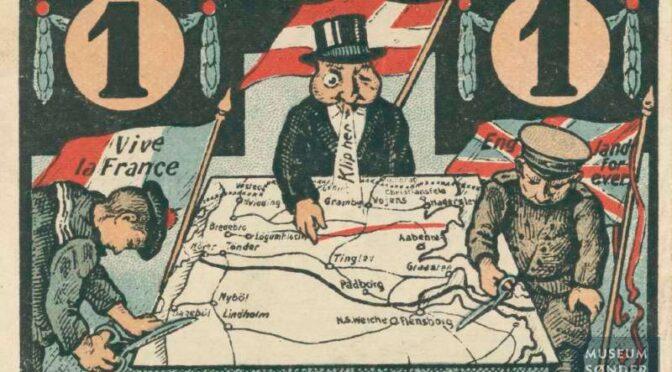 Debataften: 100-året for Genforeningen: Paneldebat den 24. oktober om grænsestriden