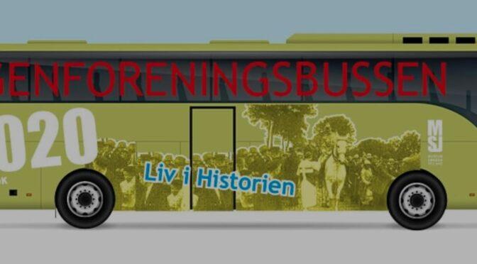 Tilbud til skoler og gymnasier: Få besøg af Genforeningsbussen!