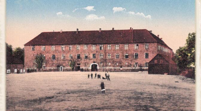 10. oktober 1919. Tyske regering har overdraget Sønderborg slot til hertug Ernst Günther.