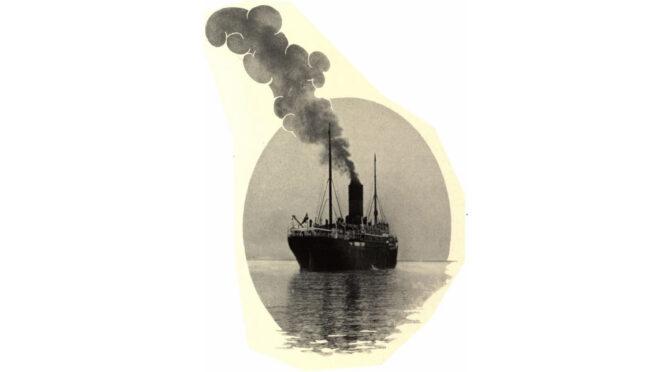 13. oktober 1919. Rejsen til afstemningen i Sønderjylland vil foregå med skib.
