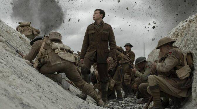 """I dag har krigsfilmen """"1917"""" premiere i Danmark"""