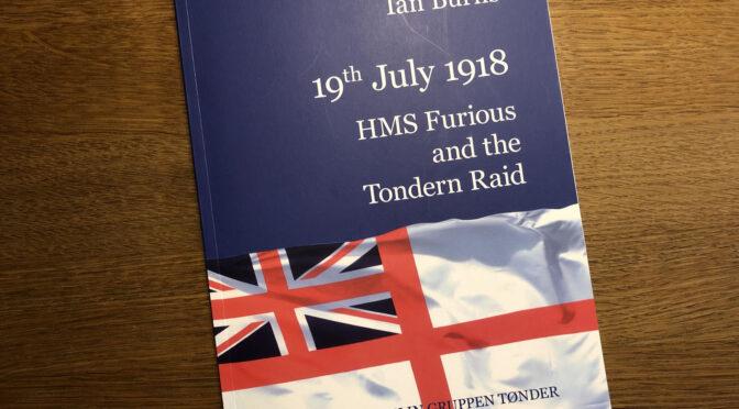 Ny bog om det britiske angreb på Luftskibsbasen i Tønder 19. juli 1918