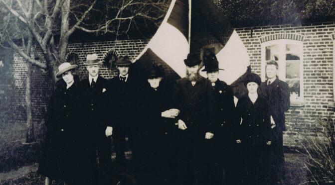 10. februar 1920: Kirkeklokkerne slog revner