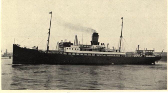 9. februar 1920. Så sejlede vi afsted for med vor stemmeseddel at tilbageerobre Sønderjylland.