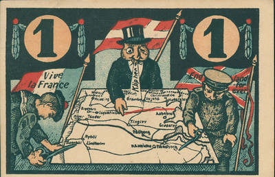 11. marts 1920. Johannes Christensen: Balancen havde Danskerne holdt