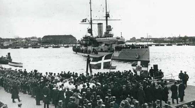 21. maj 1920. Festen i Ragebøl