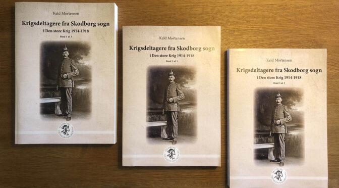 Nye bøger om verdenskrig og genforening