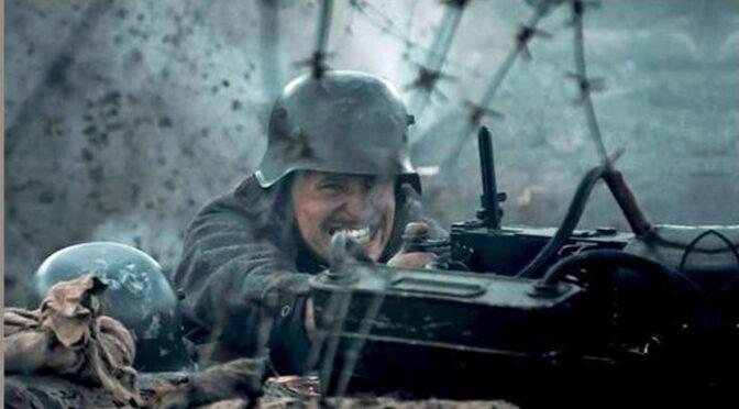 DR's Grænseland i aften handler om Første Verdenskrig
