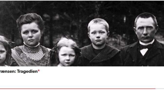 """Se """"Kampen om grænsen"""" 1:4 på DRs hjemmeside"""