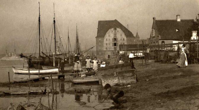 22. juni 1920. Danske farver kommer til Sønderborg