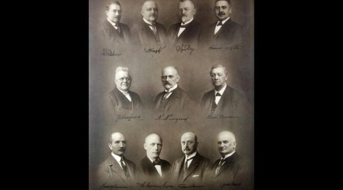 14. maj 1920. Lånekasse for De sønderjyske Landsdele