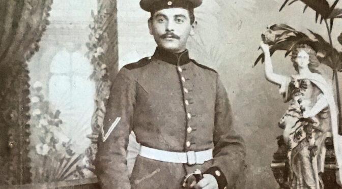 Efterlysning: Hvordan kom Magdeburg Dragonregiment nr. 6 hjem fra krigen på Balkan i 1918?
