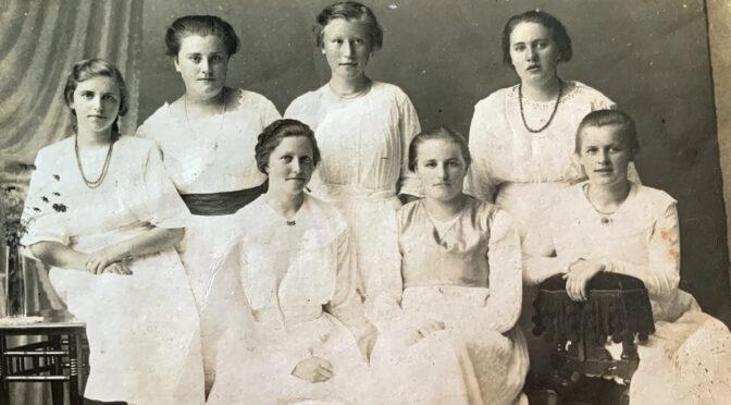 15. juli 1920. Kongen besøger Skibelund – men desværre ikke efterskolen