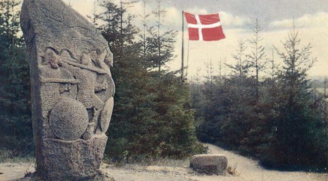 15. juli 1920. Med kongen i Ribe, Askov, Skibelund og Københoved