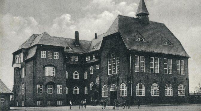 25. august 1920. Første danske morgensang på Tønder Statsskole