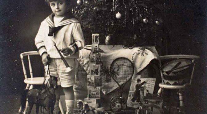 2. december 2020. Julekort fra Første Verdenskrig