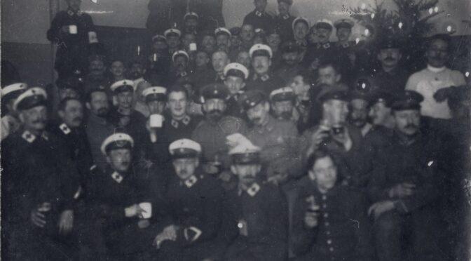 8. december 2020. Julekort fra Første Verdenskrig