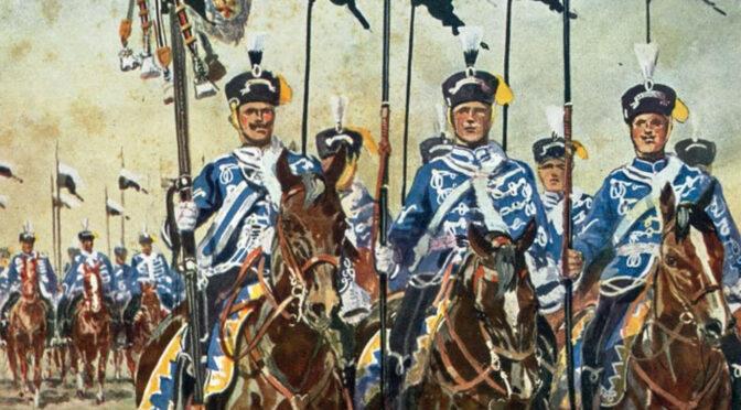 Nyt på siden med oversatte og transkriberede regimentshistorier