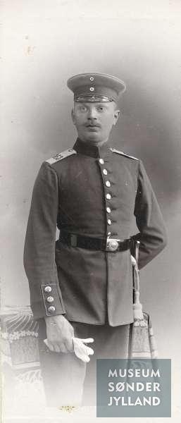 Hans Jørgen Eriksen (1884-1916) Egen