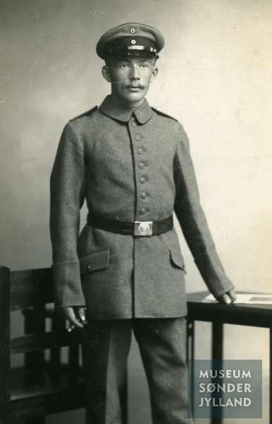 Jørgen Møller (1894-1915) Sønderborg