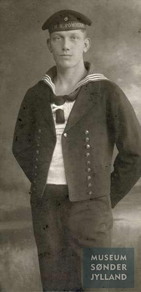 Jürgen Hansen (1891-1916) Sønderborg