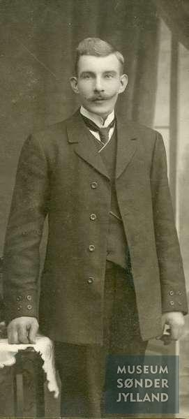 Christian Lausen (1886-1916) Varnæs