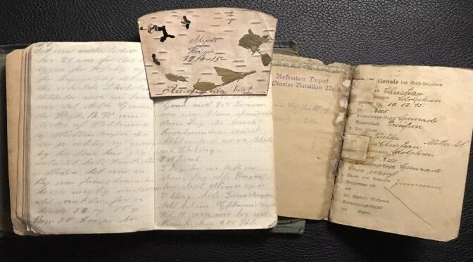 Christian Adolphsen's krigsdagbog