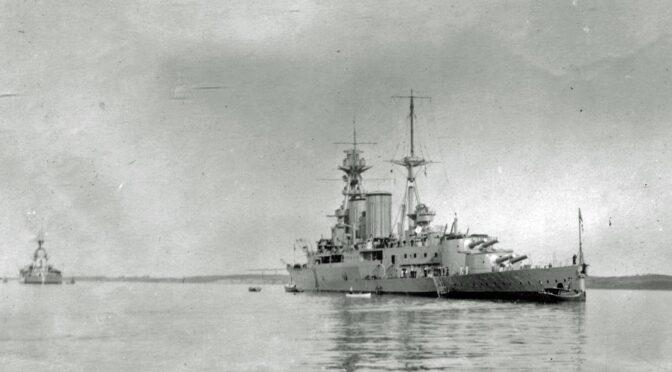 HMS Hood i Aabenraa den 15. juni 1920 – og andre historier fra Sønderjylland