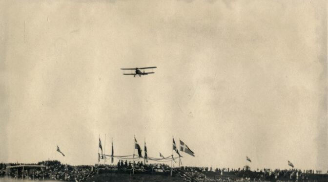 Foredrag: Sønderjyllands Charles Lindbergh